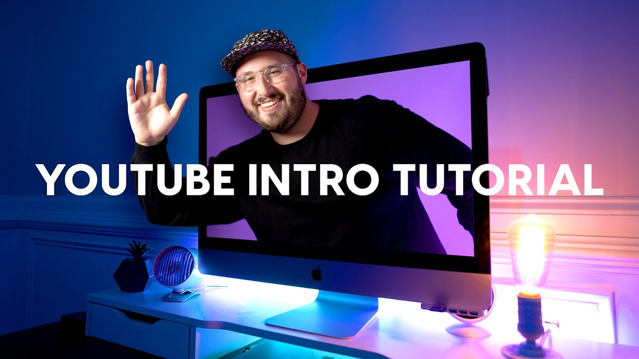 Download How to make a YouTube Intro - Start YOUR videos STRONG!