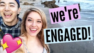 We're Engaged!! // Who's Moving where? // LA WEEK 2 PART 2