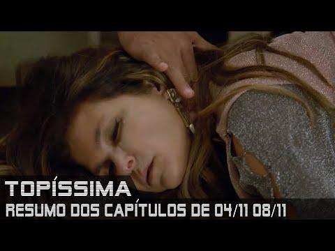 Topíssima - Resumo de 04 a 08 de novembro de 2019