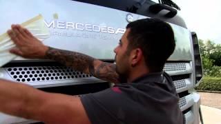 Mercedes-Benz TV: Formula 1: a logistical challenge.