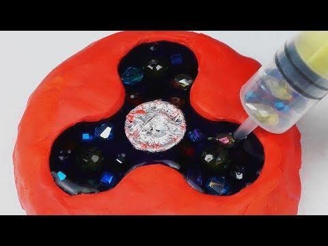 DIY DIAMOND Fidget Spinner