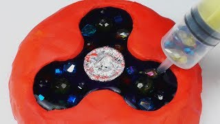 DIY DIAMOND Fidget Spinner