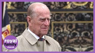 Prince Philip's Funeral Plans Revealed
