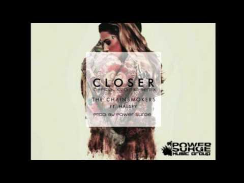 Closer - Official Kizomba Remix - [Prod. By Power Surge]