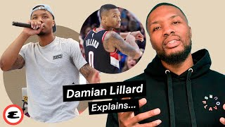 Damian Lillard Reacts to His Own Game & Career Highlights | Explain This