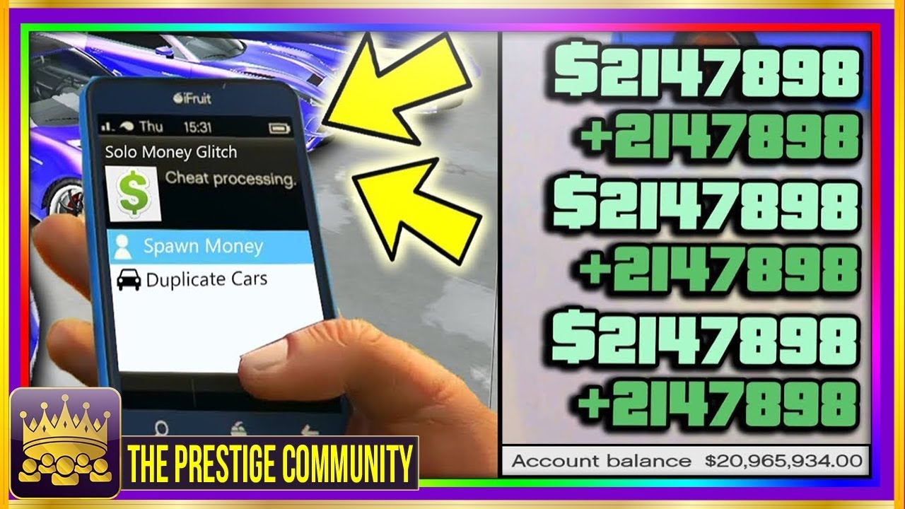 It S Back Everything In Gta 5 Online For Free New Solo Apartment Transfer Money Glitch 1 41