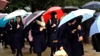 นักเรียนญี่ปุ่น ทัศนศึกษา วัดโทไดจิ เมืองนารา เมืองหลวงแห่งแรกประเทศญี่ปุ่น