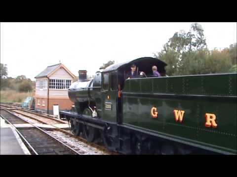 Paignton & Dartmouth and South Devon Railways October 2016