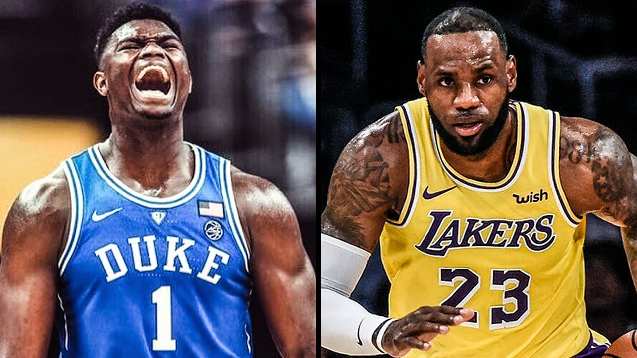 Is Zion Williamson The Next LeBron James? - YouTube