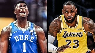 Is Zion Williamson The Next LeBron James?
