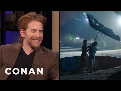 """Seth Green Shares An Outtake From """"Changeland"""" - CONAN on TBS"""