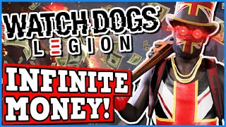 Watch Dogs Legion INFINITE MONEY / ETO is Broken - Watch Dogs 3 a Perfectly Balanced Game w exploits