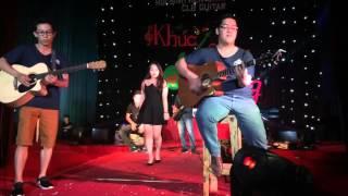 Giấc mơ của tôi - Du ca Đà Nẵng (Khúc Yêu Thương 2015) - CLB Guitar DUE