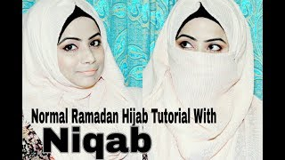 Normal Ramadan Hijab Tutorial 2018 || Afsana Queeni