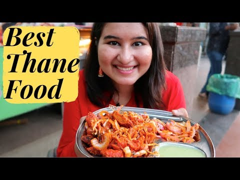 Thane Street Food (Part 2) | Soya Chaap, Chinese, Jalebi & more | Golgappa Girl