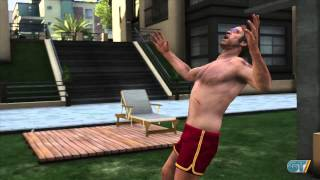 GTA V: Character Swapping Gameplay