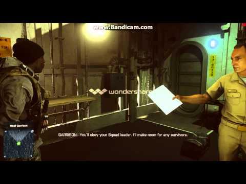 Battlefield 4 - Meet Garrison