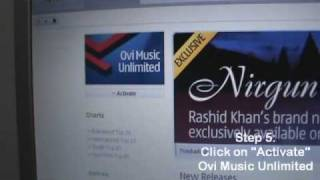 Ovi Music Unlimited Overview