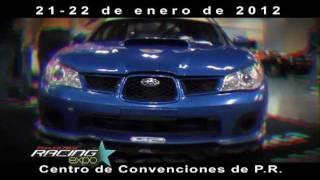 Puerto Rico Racing Expo 2012 - Tv Ad