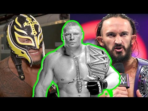WWE FEEDING MISINFO TO THE DIRT SHEETS? BROCK UPDATE! NEVILLE TALKS RESUME! Going In Raw Podcast