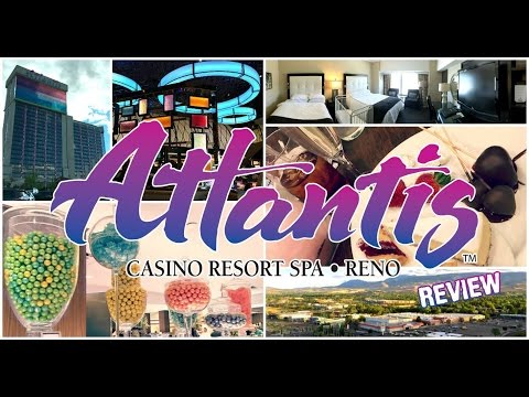 ATLANTIS CASINO RESORT SPA HOTEL | RENO, NEVADA