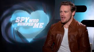 The Spy Who Dumped Me Interview: Sam Heughan