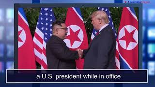 News Words: Denuclearization