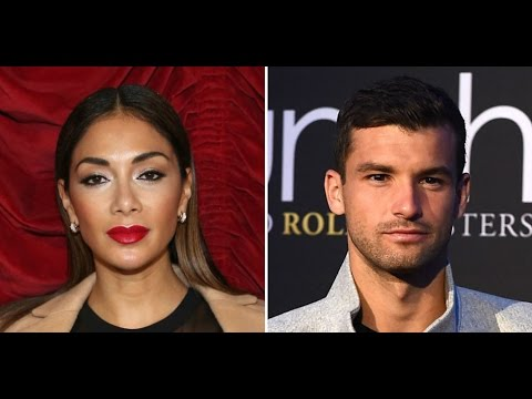Grigor Dimitrov and Nicole Scherzinger's relationship on the rocks