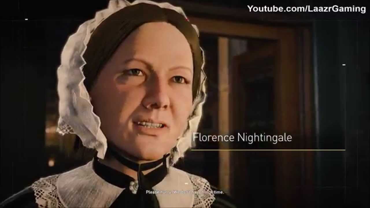 Assassin's Creed Syndicate: The Lady With The Lamp (Florence ...