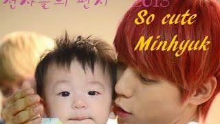 Video BTOB minhyuk ❤ FMV cute funny sexy moments eng sub fanmade 비투비 민혁 키스 뽀뽀 웃음참기 download MP3, 3GP, MP4, WEBM, AVI, FLV Juni 2018