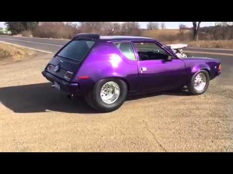 1973 purple blown amc gremlin youtube