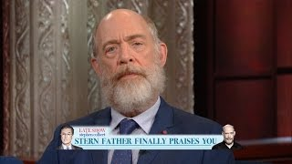 Stern Father Finally Praises You (with J.K. Simmons)