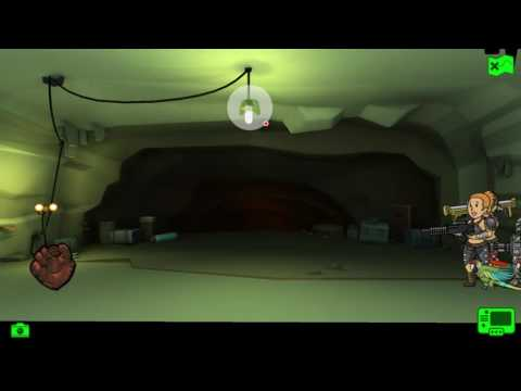 Fallout Shelter Thanksgiving Quest - The Door Buster