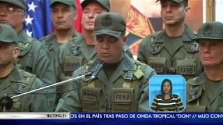 El Noticiero Televen - Emisión Estelar - Miércoles 19-07-2017