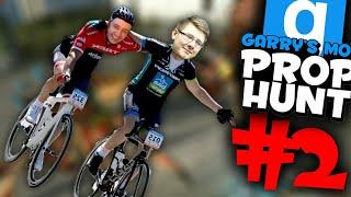 NAPADŁ NAS GANG ROWERZYSTÓW!   Garry's Mod Prop Hunt #2 (z: Betatesterami i Ekipą)