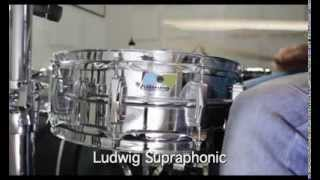 THE BEST 7 SNAREDRUMS IN THE WORLD