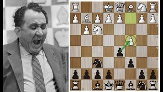 Фото Easy Game! Тигран Петросян забрал пешку и просто включил Катеначчо! Шахматы.