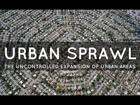 Urban Density vs. Urban Sprawl