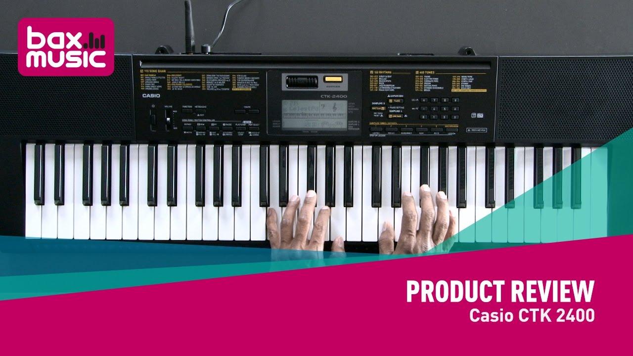 CASIO CTK-591 USER MANUAL Pdf Download.