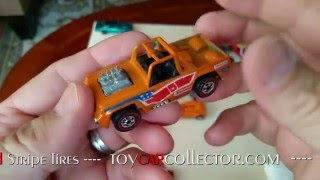Redline Hot Wheels Collection - Part 2 - April 25th, 2016 - Video No. 104