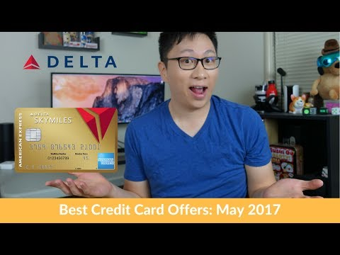 Best Credit Card Offers May Amex Delta Cards