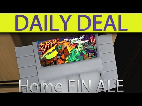 Gone Home Finale - The Daily  Deal #64