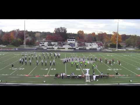 Farmington High School Marching Band @ Clarkston 10/20