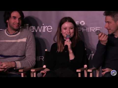 "Sundance 2017 - ""Golden Exits"" IndieWire Panel at Chase Sapphire 1-23-17"