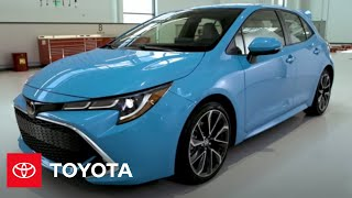 Toyota Corolla Hatchback: In-Depth Review L Toyota