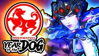 Overwatch Year of the Dog | NEW Sudden Death CTF