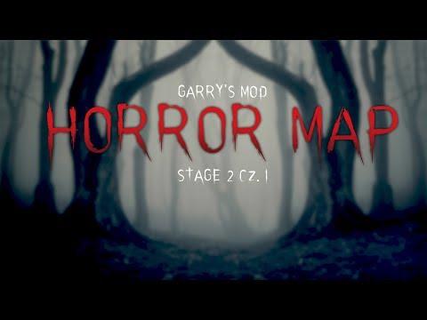 (Garry's Mod)   HORROR MAP   STAGE 2 CZĘŚĆ 1   #22