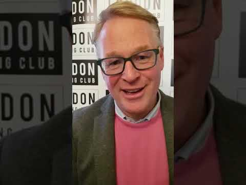 Keith Pelley Interview at the London Sporting Club