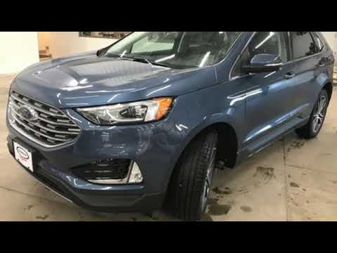 New  Ford Edge Green Bay Wi K