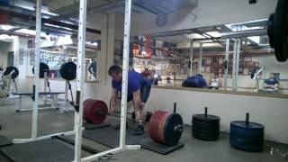 310 кг 2*2 Сергей Андрианов Спортстудия